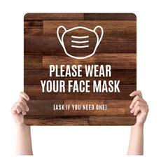 Walnut Face Mask