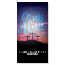 Come Alive Easter General