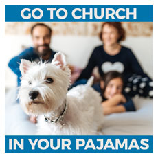 Church In Pajamas Family