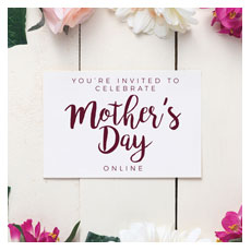 Mother's Day Note Flowers Online